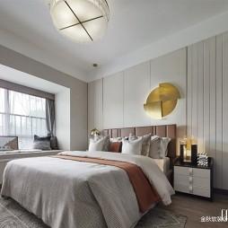 昆明万科城——卧室图片