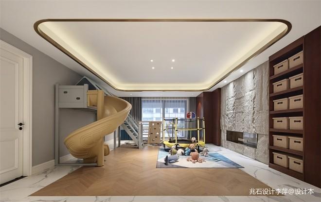 600平米复式住宅——娱乐区图片