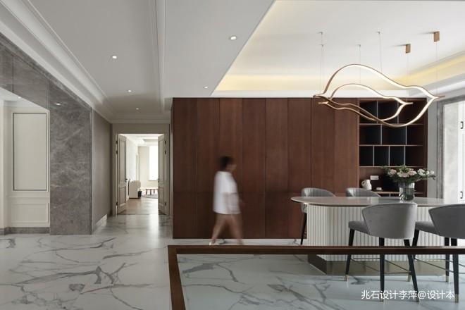 600平米复式住宅——吧台图片