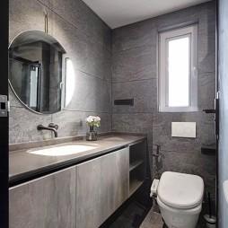 120平米住宅空间——卫生间图片