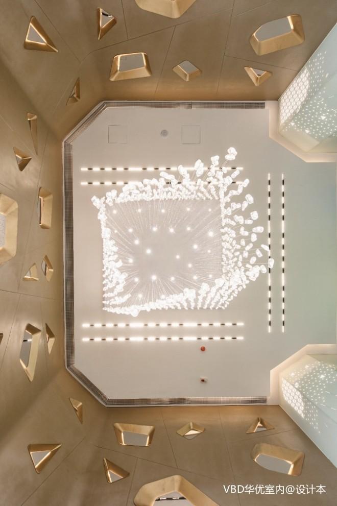 VBD 光影×几何打造惊艳空间震撼感