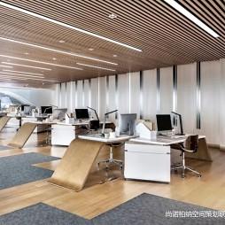 保利中央广场大堂&空中创意办公空间——办公空间图片