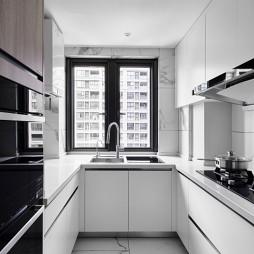 小户型现代简约——厨房图片
