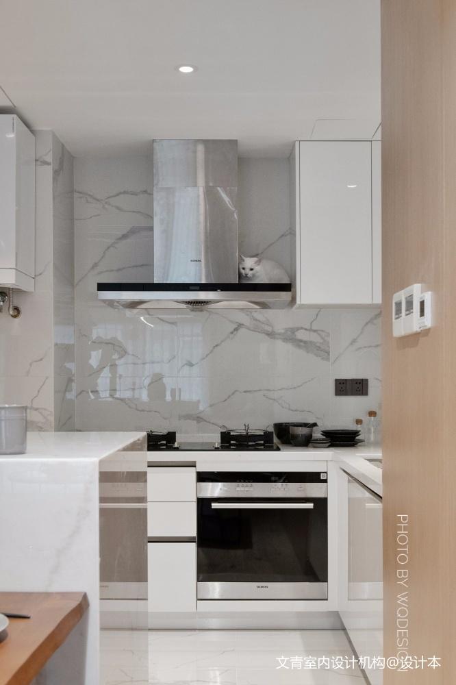 105平米二局现代简约——厨房图片