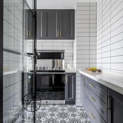70平米欧式豪华——厨房图片