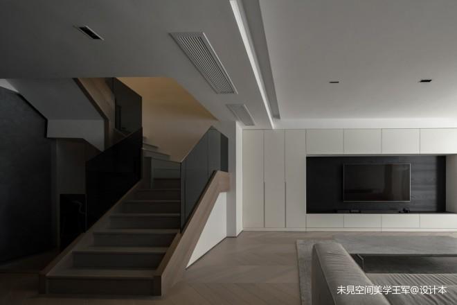 280平米别墅豪宅楼梯设计图
