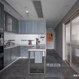 260平米现代简约:厨房图片