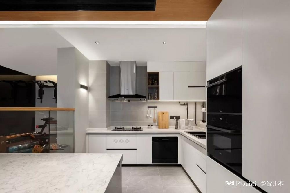 簡約之美-香山里——廚房圖片