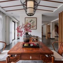 中式现代复式——茶室图片