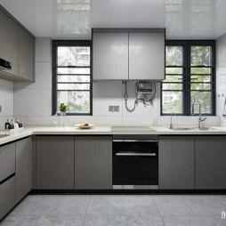 静.清—中式现代——厨房图片