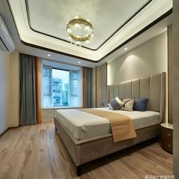 静.清—中式现代——卧室图片