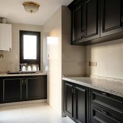倾城·南京复地御钟山私人住宅——厨房图片