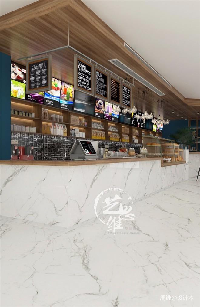 宁波海曙商务咖啡休闲中心-作品:一抹