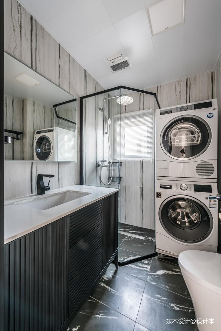 暖暖的新家——卫生间图片