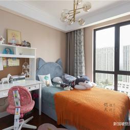 美式之家,一半怡然,一半轻奢——儿童房图片