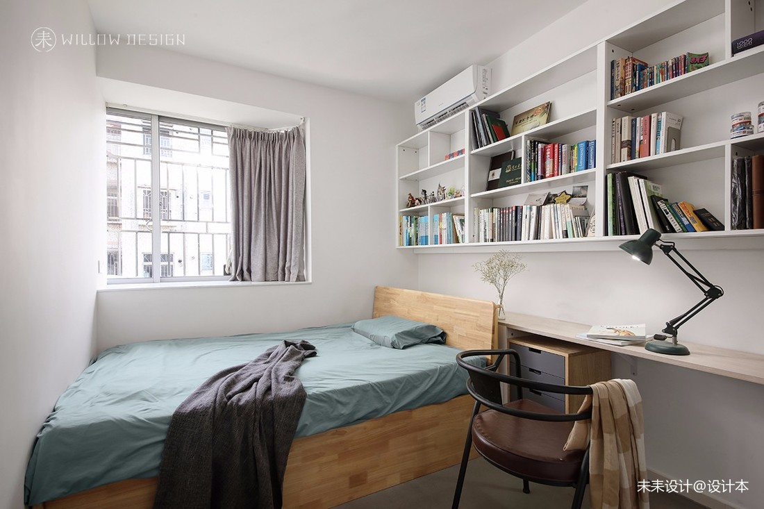 三房两猫—现代简约——客房图片