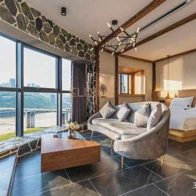 ELIN設計 | 重慶嶼澗民宿酒店_3898998