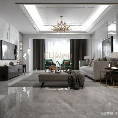 ELIN设计 | 广东韶关沙湖绿洲_3899118