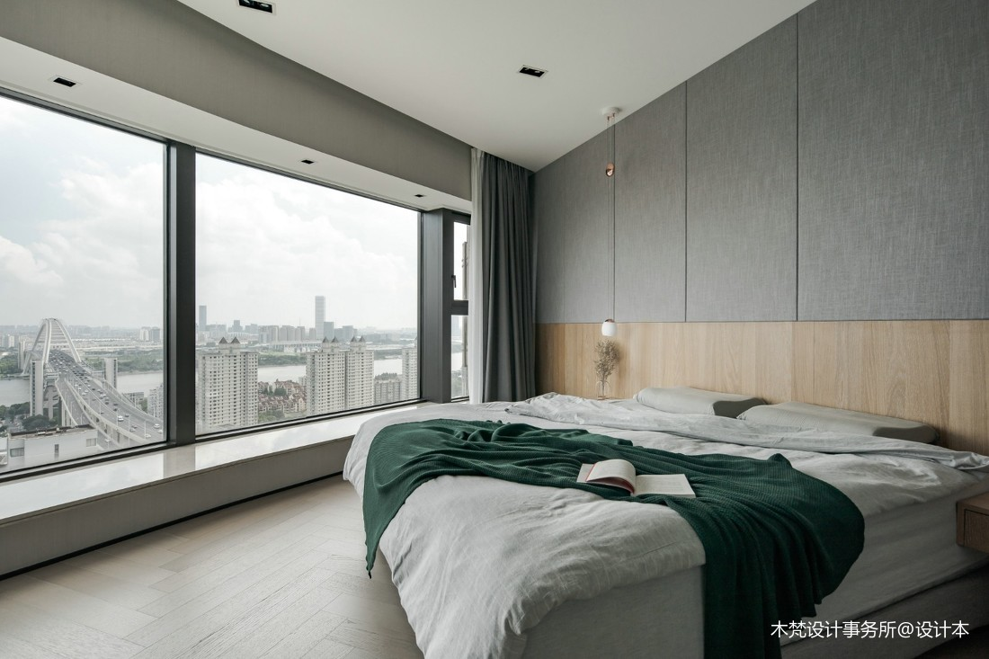 260平现代简约——卧室图片