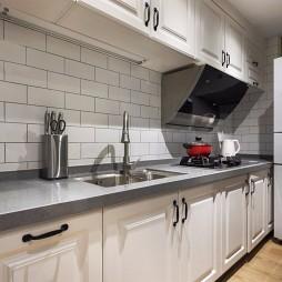 33平北欧极简——厨房图片