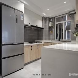 95平北欧极简——厨房图片