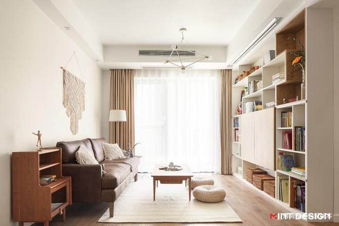 89平日式风格——客厅图片