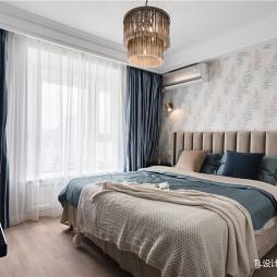 夏沫—美式经典——卧室图片
