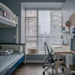 115㎡现代简约风——儿童房图片