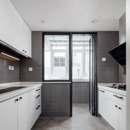 三居现代简约——厨房图片