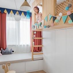 阁楼装进儿童房——儿童房图片