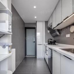 阁楼装进儿童房——厨房图片