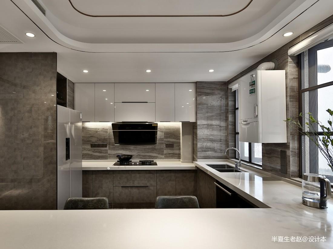 清幽居—现代简约——厨房图片
