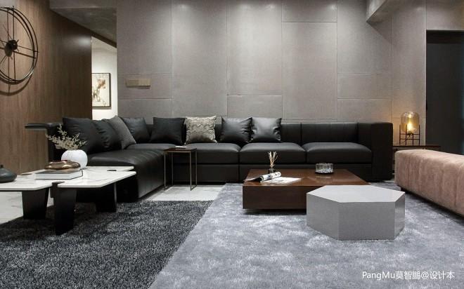 摩登·极简——客厅图片