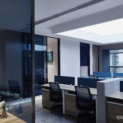 石间—办公空间——办公区图片
