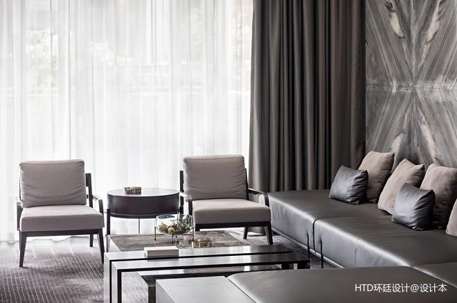 HTD新作 | 莫兰迪色演绎现代奢华