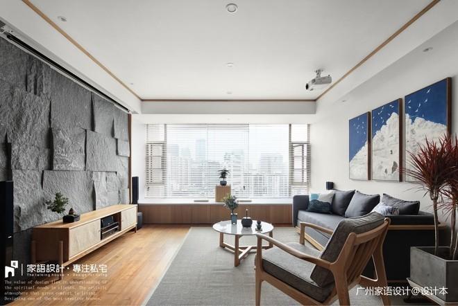 180平日式——客厅图片