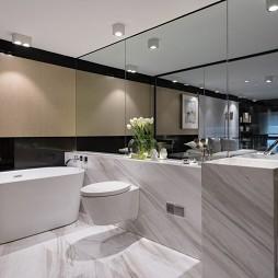 复式空间的优质生活·南京融信单身公寓——卫生间图片