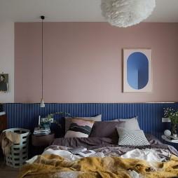 葡萄家—147平住宅空间——卧室图片