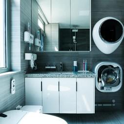极度—现代简约——卫生间图片