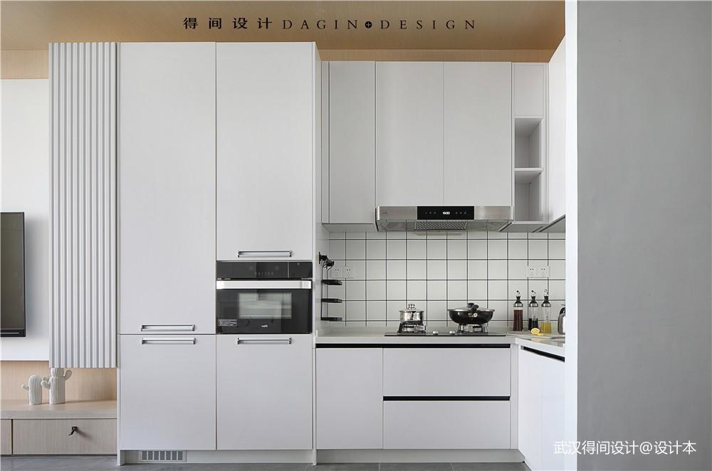 55㎡北欧风loft——厨房图片