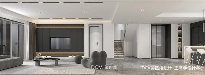 西安-中海曲江大城样板间室内装修设计