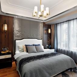 重庆智慧小镇2-11户型样板间——卧室图片