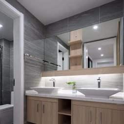 安家—现代简约——卫生间图片