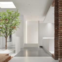 望窗——走廊图片