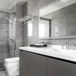 150平米三居住宅——卫生间图片