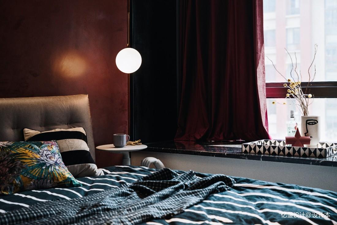 武进万科城 现代简约——卧室图片