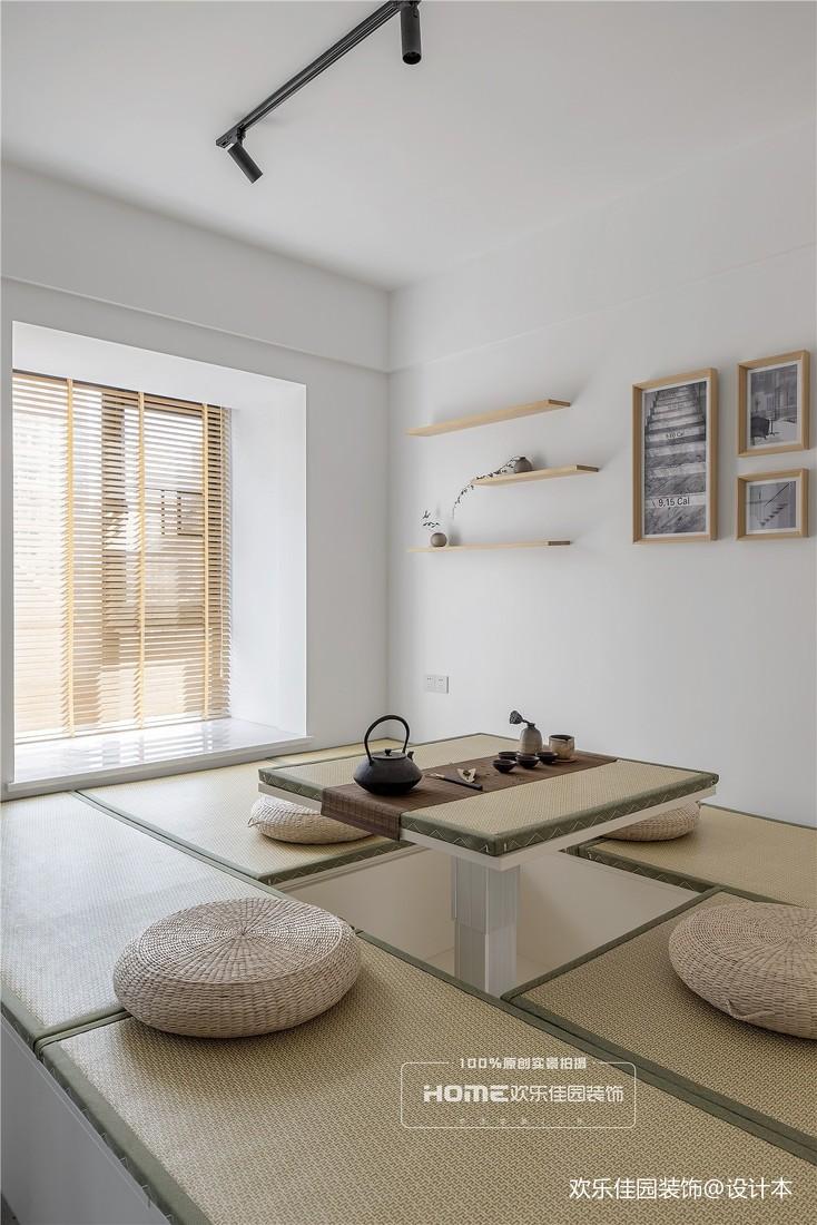 歡樂佳園裝飾 215平異形復式空間大改造——茶室圖片