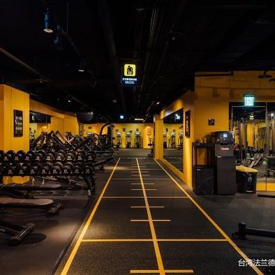 新LOFT風格智能健身_3947045