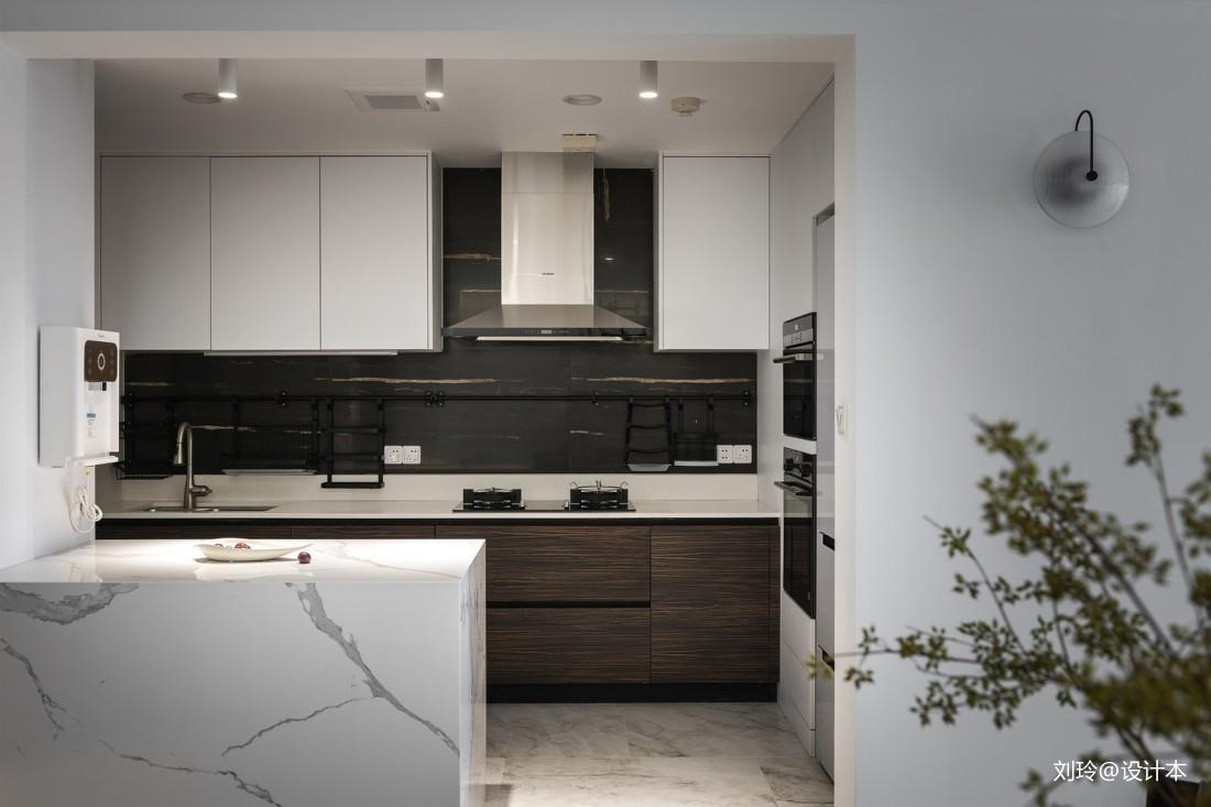 银色山泉-现代简约——厨房图片