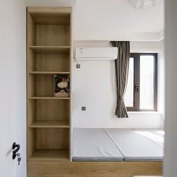 极简主义的小清新——书房图片